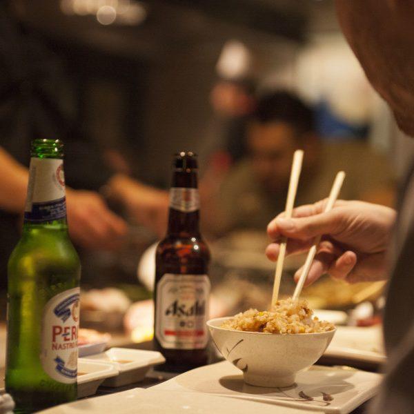 Teppanyaki Japanese restaurant Leeds