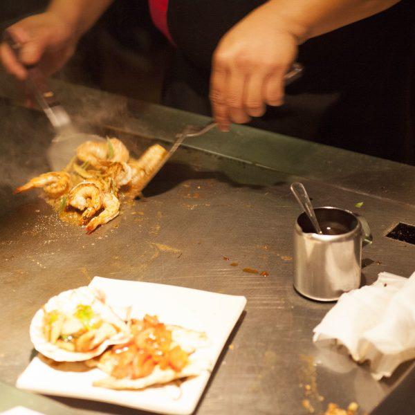 Japanese restaurant Leeds