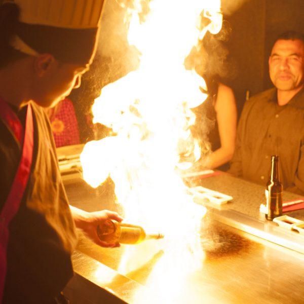 Japanese food Leeds